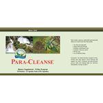 Para Cleanse Label Part 2
