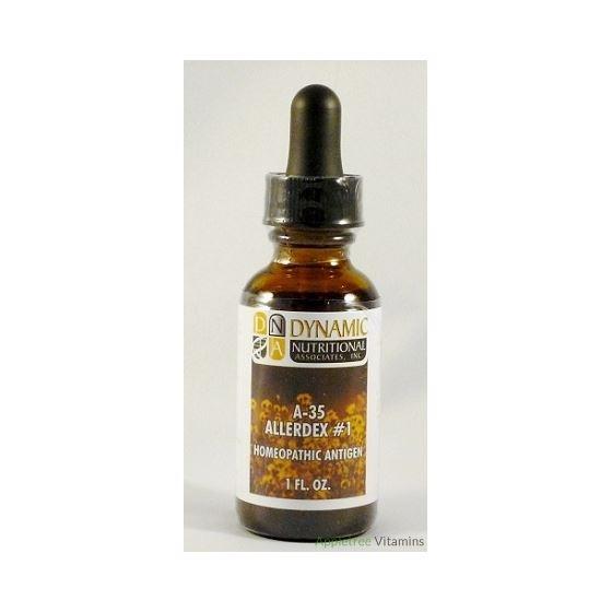 A-35 Allerdex-1 Homeopathic Antigen Formula