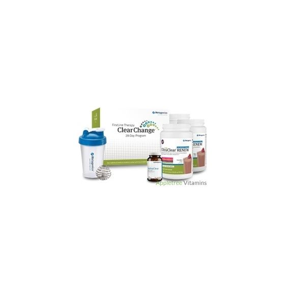 Clear Change 28 Day Program with UltraClear RENEW-