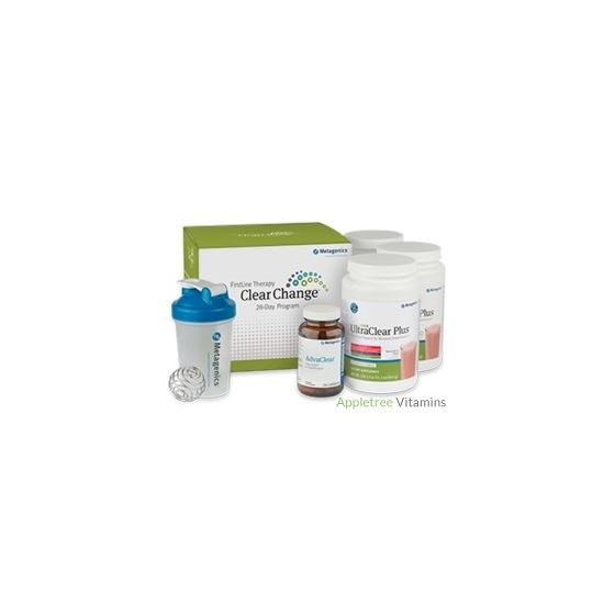 Clear Change 28 Day Program with UltraClear Plus-