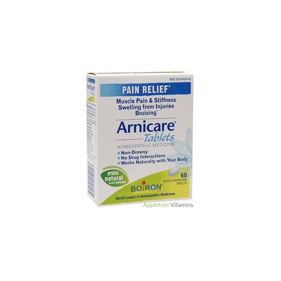 Arnicare Tablets (Pain Relief) - 60 Count