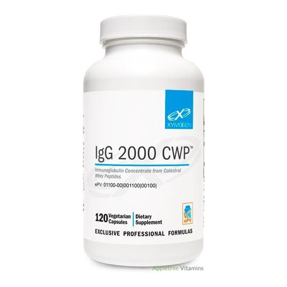 IgG 2000 CWP Caps (EP)