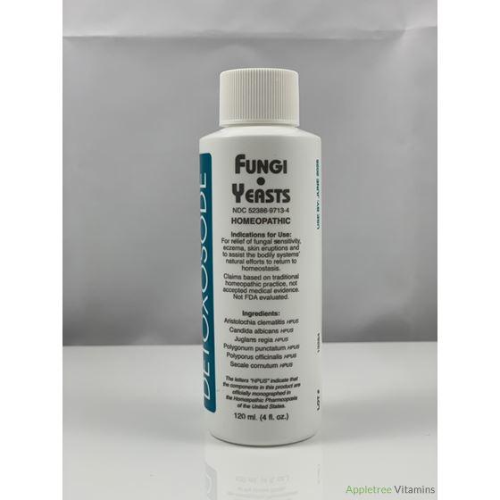 HVS Fungi + Yeast Detoxosode 4oz