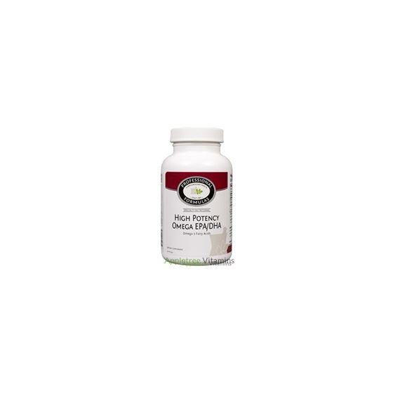 High Potency Omega EPA DHA 90 perles