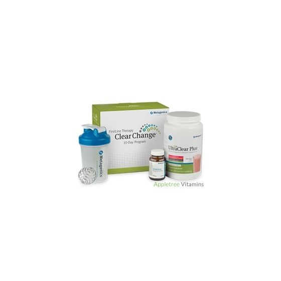 Clear Change 10 Day Program with UltraClear Plus-V