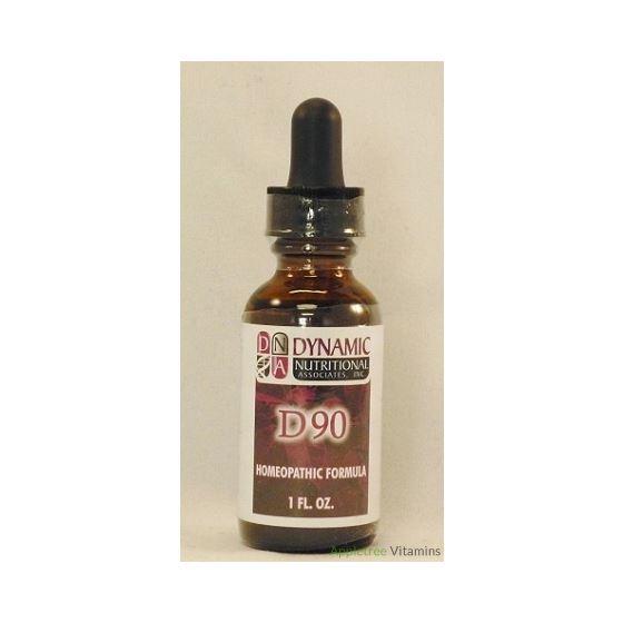 D90 (fka EPBarrex 1) German Homeopathic Formula