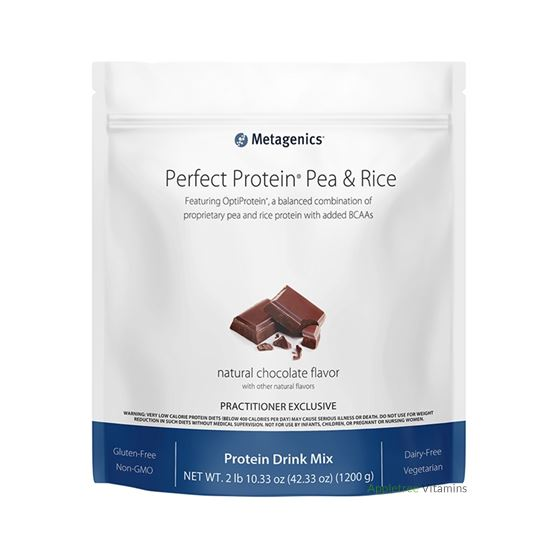 Perfect Protein ® Pea  Rice Chocolate
