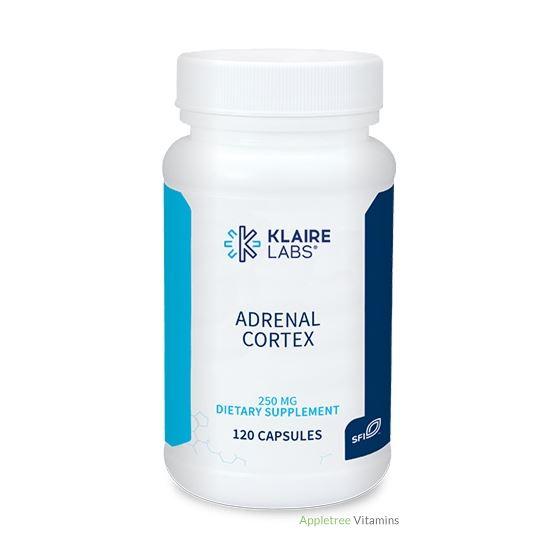 Klaire Labs Adrenal Cortex 120C