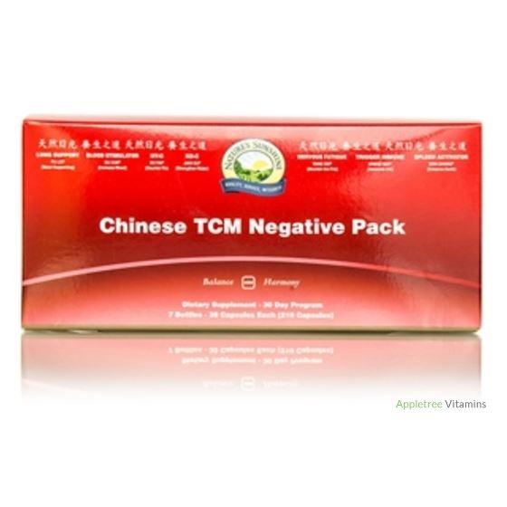 Negative Pack TCM