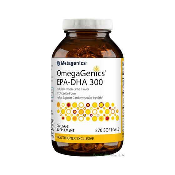 OmegaGenics ® EPA-DHA 300 270 Softgels