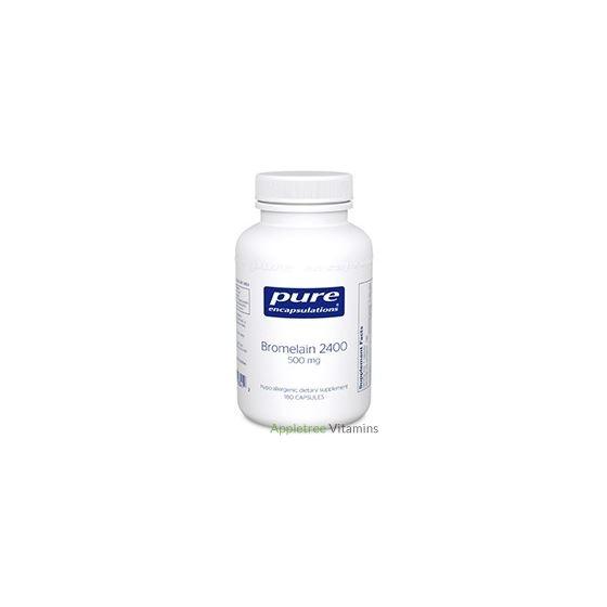 Bromelain 2400 500 mg 60C