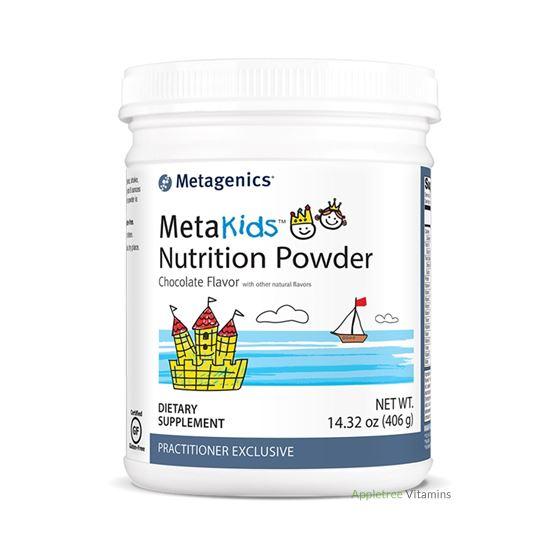 MetaKids ™ Nutrition Powder Chocolate Flavor