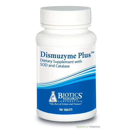 Dismuzyme Plus™ Tablets