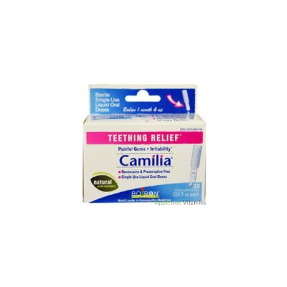 Camilia (Teething Relief) - 30 Single-Use Doses (0