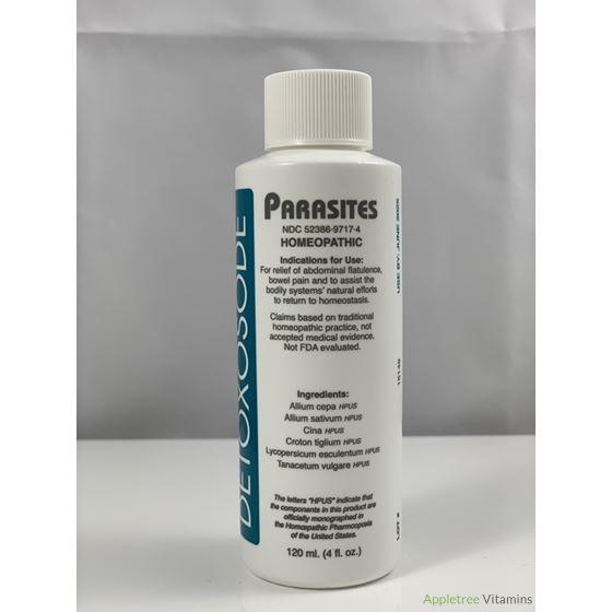 Parasites Detoxosode 4oz