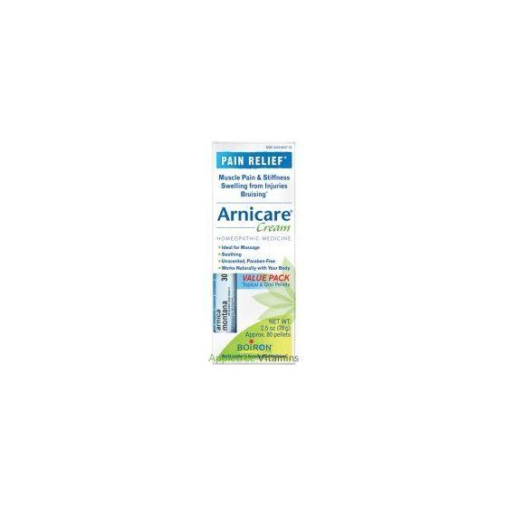 Arnicare Cream Value Pack (2.5 oz. w/ MDT)