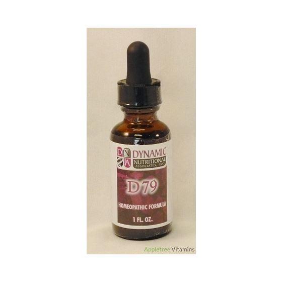 D79 (fka PoisOak) German Homeopathic Formula