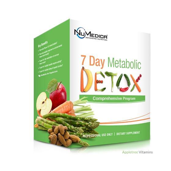 NuMedica 7-Day HM Detox Program * Original