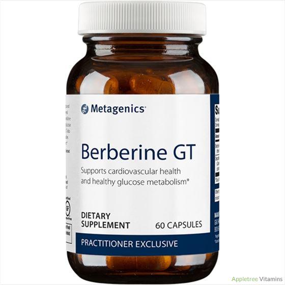 Berberine GT 60 Capsules