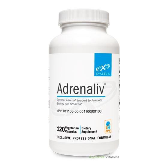 Adrenaliv ® 120 Capsules