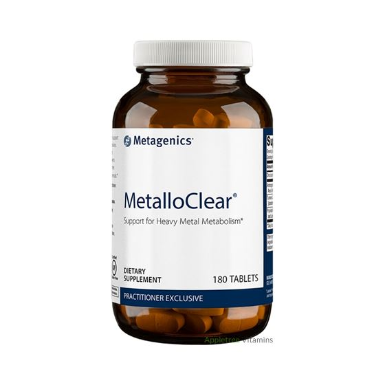 MetalloClear ® 180 Tablets