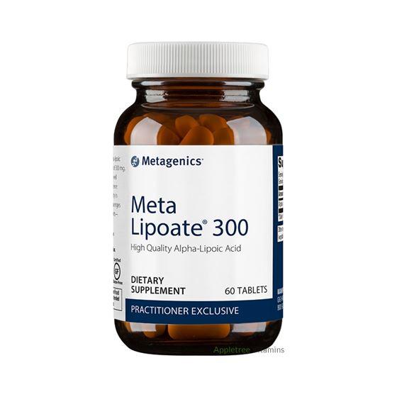 Meta Lipoate® 300 60 Tablets