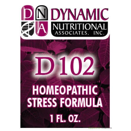 DNA D102 (fka System - Antibacterial) German Homeo