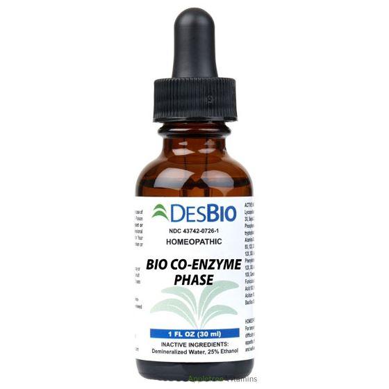 Desbio Bio Co-Enzyme Phase