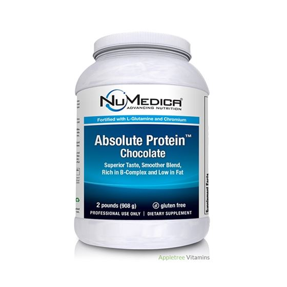 NuMedica Absolute Protein ™ Chocolate 39 svgs