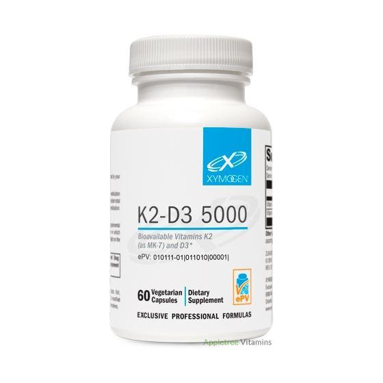 K2-D3 5000 60 Capsules