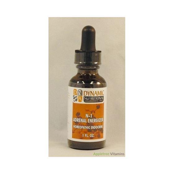 N-1 Adrenal Energizer Homeopathic Endocrine Formul