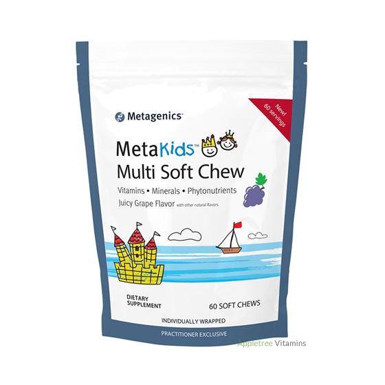 MetaKids ™ Multi Soft Chew 60 Chews