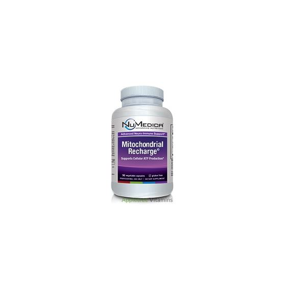 Mitochondrial Recharge - 90 Vegetable Capsules