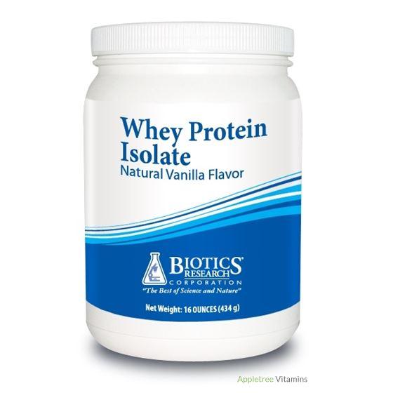 Whey Protein Isolate-Vanilla
