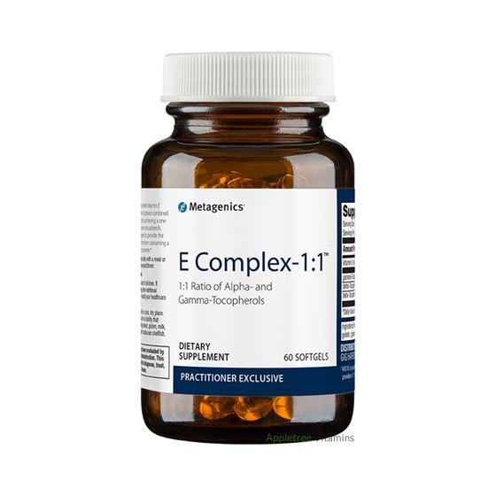 E Complex-1:1 ™ 60-Softgels