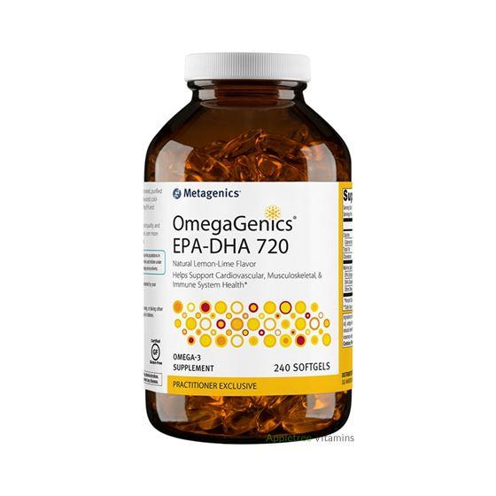 OmegaGenics ® EPA-DHA 720 240 Softgels