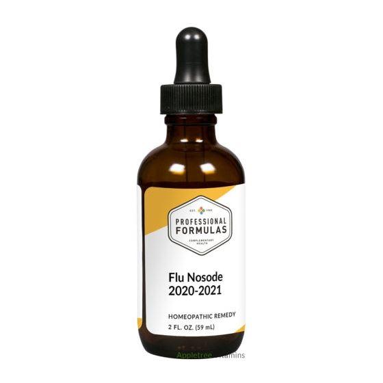 Professional Complementary Health Formulas Flu Nosode 2020-2021