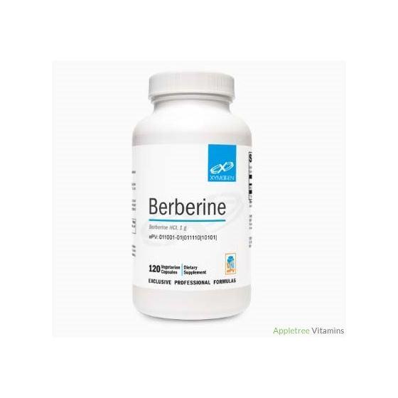 Xymogen Berberine 120ct.