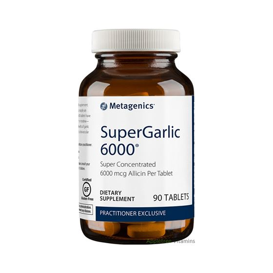 SuperGarlic 6000 ® 90 Tablets