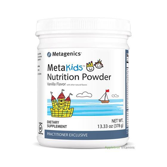 MetaKids ™ Nutrition Powder Vanilla Flavor