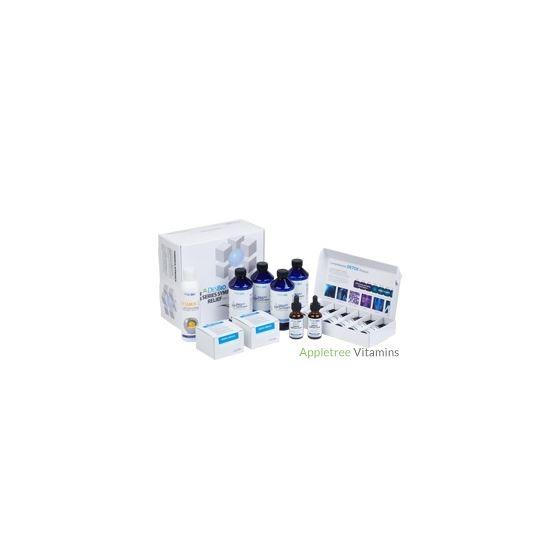 Borrelia-Babesia Series Symptom Relief: Series Pac