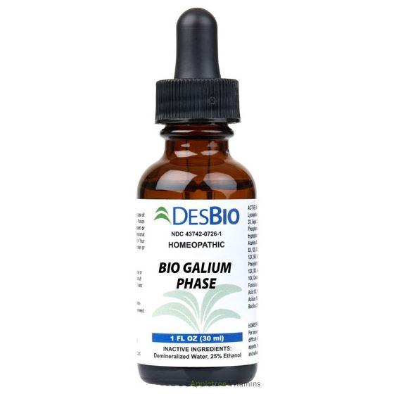 Desbio Bio Gallium Phase
