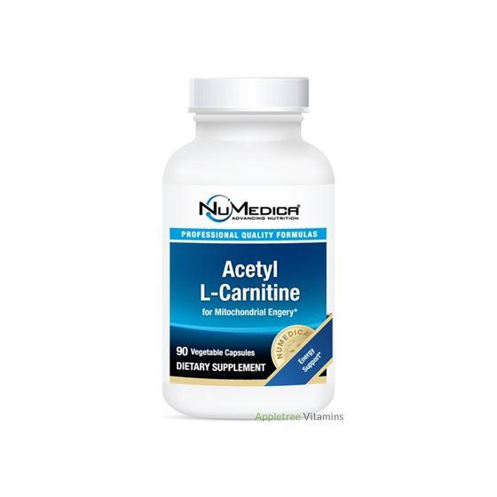 Numedica Acetyl L-Carnitine 90c