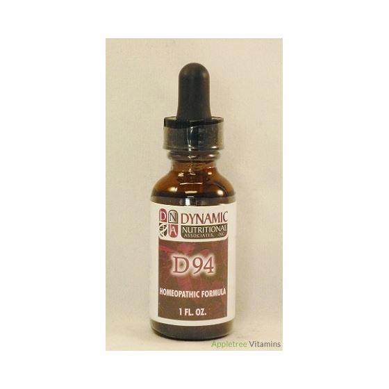 D94 (fka EPBarrex 5) German Homeopathic Formula
