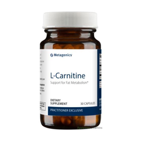 L-Carnitine 30 Capsules